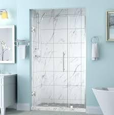 36 glass shower door x hinged shower door 36 frosted glass shower door