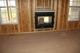 our fireplace is a two sided indoor outdoor see through for excellent