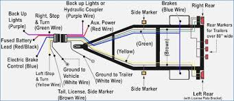boat trailer wiring diagram 4 pin 5 wire vehicledata co 5 to 4 wire tail light converter 5 wire trailer wiring diagram