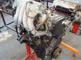 Toyota 4 Cylinder Engine On Engine Stand -Used As Training Aid ...