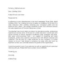Advertising Sales Cover Letter Advertising Sales Assistant Cover ...
