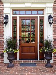 replace front doorBest 25 Glass front door ideas on Pinterest  Black exterior