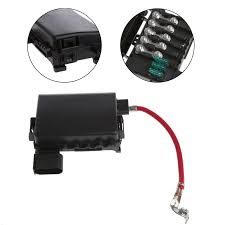 online get cheap golf fuse box aliexpress com alibaba group useful fuse box battery terminal for vw beetle golf bora jetta city 1j0937550a