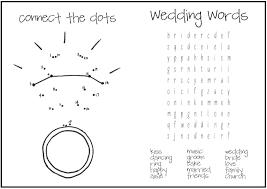 Free Printable Coloring Pages For Weddings Wedding Coloring Pages
