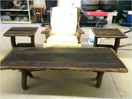rustic coffee and end tables. Perfect End Rustic Furniture Edmonton Coffee And End Table Sets For Sale  Tables Inside Rustic Coffee And End Tables R