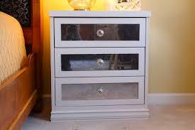 diy mirrored furniture. DIY Mirrored Dresser Drawers Diy Furniture