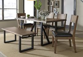 standard furniture sierra  piece dining set  reviews  wayfair