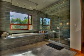 Tags Contemporary Master Bathroom With Signature Hardware Eaton - Contemporary master bathrooms