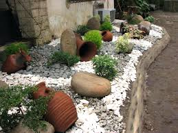 Pebble Landscape Design Landscape Design Garden Beautiful Backyard  Landscaping Design Home Improvement Pea Gravel Landscape Design