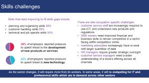 sector insights skills and performance challenges in the retail 8 skills challenges