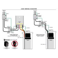 well pump control box wiring diagram fresh 3 wire submersible pump mercury control box wiring diagram at Control Box Diagram
