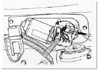 daewoo tico body electrical wiring diagram and harness