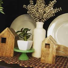 Resume Reason For Leaving Wood Nesting House (Set of 3) - Hearth & Hand with Magnolia - Target ...