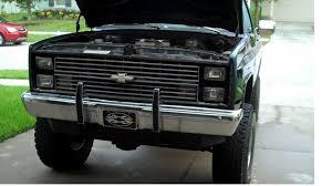 1984 Chevy K10 How to Straighten Steering Wheel / Gearbox - YouTube