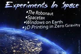 space exploration benefits experiments done on the international space station