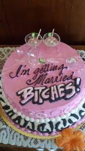 Cute Bachelorette Cakes Bridal Shower Bachelorette Cake