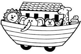 Arca Di Noè Da Colorare Giochi Didattici Per Il Catechismo Disegni
