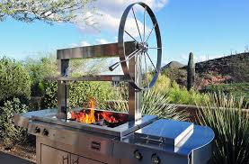 the kalamazoo wood fired argentinian gaucho grill