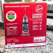 our testers were overwhelmingly satisfied with this carpet cleaner one reviewer said her carpet looked noticeably cleaner after only one use i could see