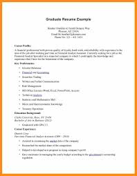 Resume Objective Examples How To Write A What Does The Part Of