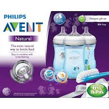 Avent Decorated Bottles Amazon Philips Avent Natural 100 Ounce Baby Bottle Feeding 16