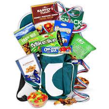 golf gift basket hole in one golf bag