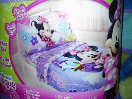 image of minnie mouse toddler bed set disney princess