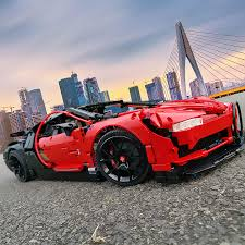 Insert the top speed key. Legoed Bugatti Chiron 42083 Super Racing Car Building Blocks Technic Mechanical Bricks Construction Toys For Children Adults In Blocks From Toys Hobbies On Aliexpress
