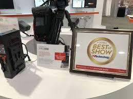 Best of Show 2018 TV Technology - AVIWEST PRO380 Enhanced HEVC Bonded  Cellular Uplink - Save up to 65% on Cellular Data - VidOvation Corporation