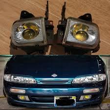 240sx Fog Light Switch Oem Fog Lights Nissan 240sx 200sx S14