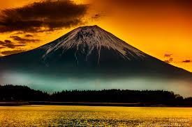 Image result for images of mt fuji japan