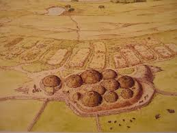 Image result for skara brae neolithic village reconstruction
