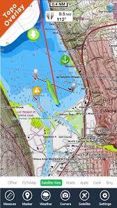 Lake Okeechobee Florida Gps Fishing Chart By Flytomap