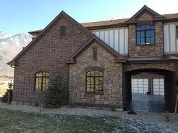 Ancient Villa. Cottage style. Stone & Brick. hhdu.com