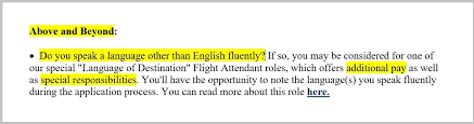 Flight Attendant Resume Classy Flight Attendant Resume Sample Complete Guide [28 Examples]