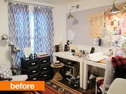apartment home office. Amber\u0027s Home Office Began As A Stylish Space With Plenty Of Potential. But  The Was Hampered By Clutter, An Excess Furnishing In Fairly Apartment P