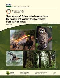 Volume 1synthesis Of Science To Inform Land Management Within The