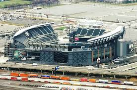 Lincoln Financial Center Philadelphia Seating Chart Lincoln Financial Field Philadelphia Pa Home Of The Nfl