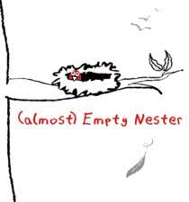 """Welcome to my """"almost"""" empty nest on Pinterest 