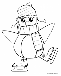 2019 Christmas Fish Coloring Pages Printable Coloring Page For Kids