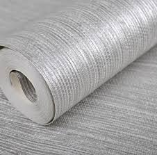 Silver Metallic Wallpaper Bedroom Online Buy Wholesale Grass Paper Wallpaper From China Grass Paper