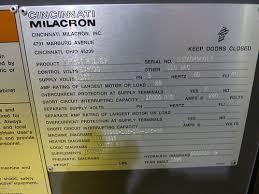 flickriver most interesting photos tagged milacron cincinnati milacron 33 ton injection molding machine