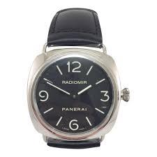 panerai radiomir base pam 00210 black vintage mens watch open panerai radiomir base pam 00210 black vintage mens watch