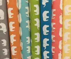 Birch Organic Cotton Quilting Fabric: Elephants; Choose From 8 ... & Birch Organic Cotton Quilting Fabric: Elephants; Choose From 8 Colorways! Adamdwight.com