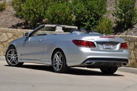 If you go on highway journey with this car i bet. 2014 Mercedes Benz E Class Cabriolet Real World Review Autotrader