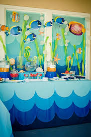 under the sea summer party ideas