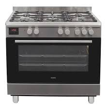 Oven Gas Stove Aeg 900mm 5 Burner Gaselectric Stove Stainless Steel Lowest