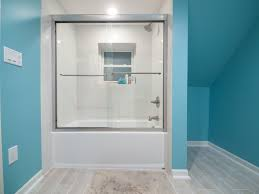 contemporary surround how to clean your acrylic delta shower or tub