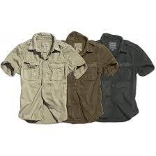Surplus Raw Vintage Shirt Short Sleeve