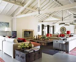 Living Room Decor Modern Tips To Create Modern Rustic Living Room Ideas Within Budget